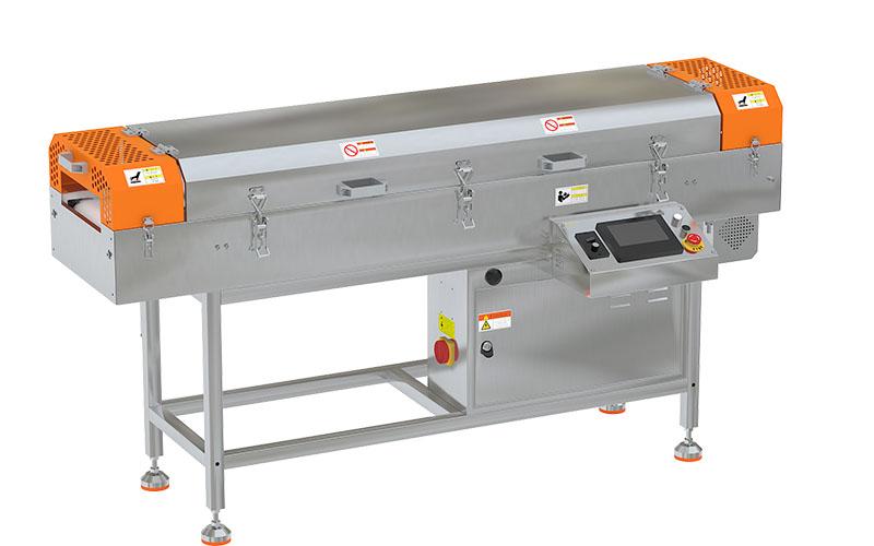 用于纸雷火电竞生产线远红外加热烘干